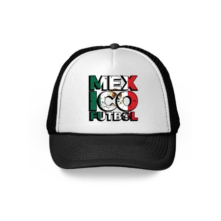 277a55e046edb Awkward Styles Mexico Futbol Hat Mexico Trucker Hats for Men and Women Hat  Gifts from Mexico Mexican Soccer Cap Mexican Hats Unisex Mexico Snapback ...