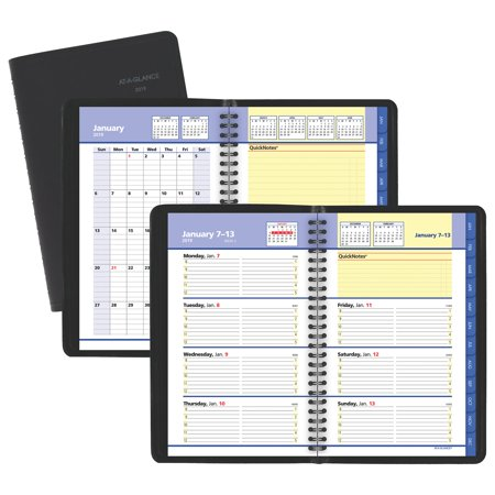 AT-A-GLANCE QuickNotes Weekly-Monthly Appointment Book - 2020 Yearly Planners &