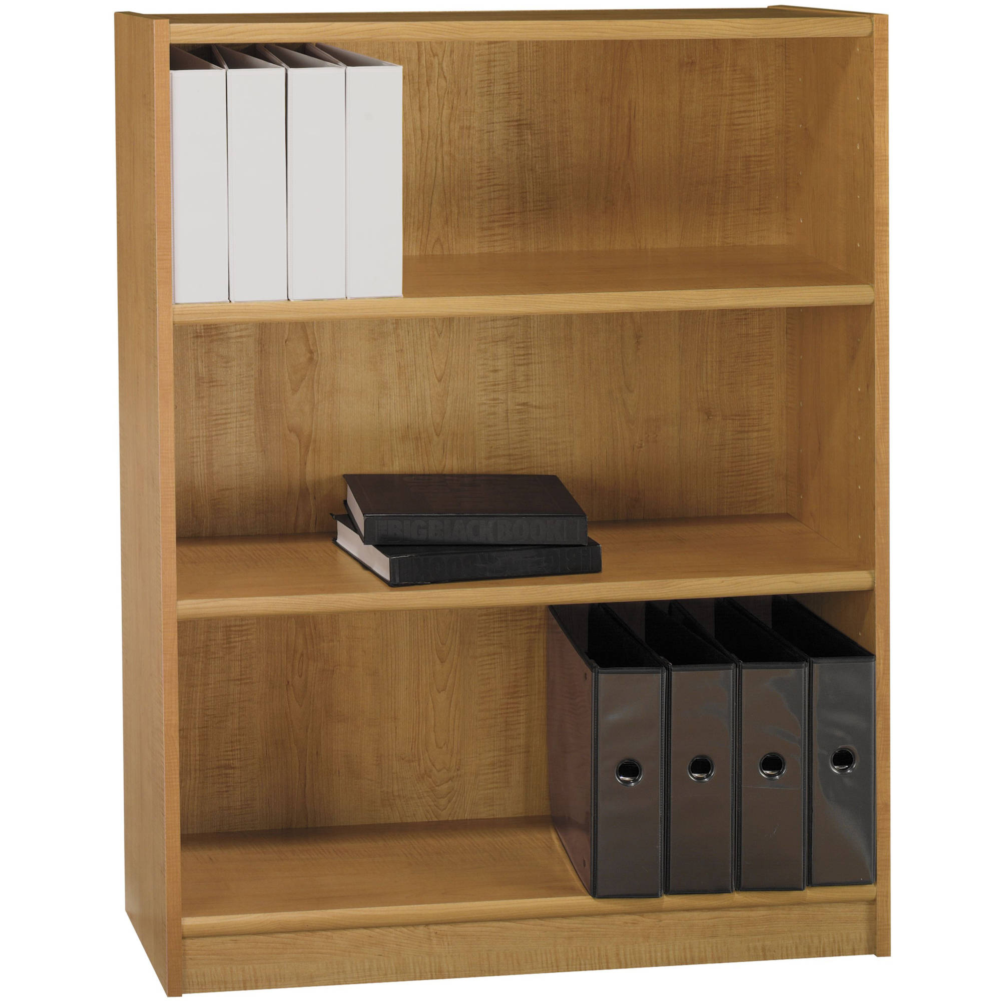 "Bush Universal Bookcase, 48"", Multiple Finishes"