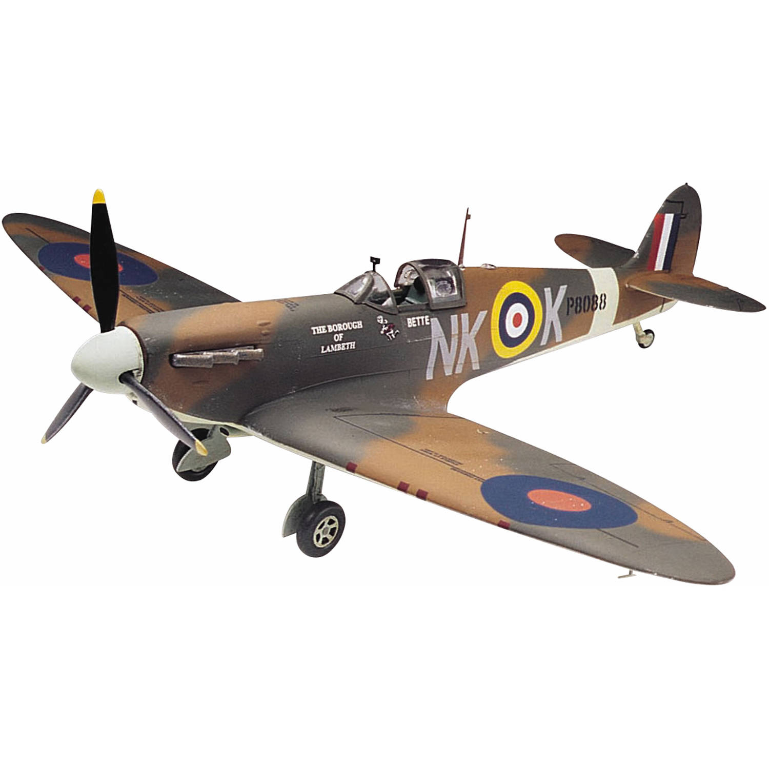 Revell 1:48 Spitfire MKII Model Kit by Revell