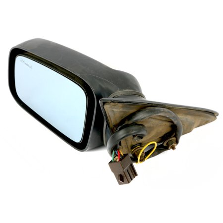 1990-1991 Lincoln Continental Power Left Side View Mirror Part Number F00Y17682B (Lincoln Continental Power Stop)
