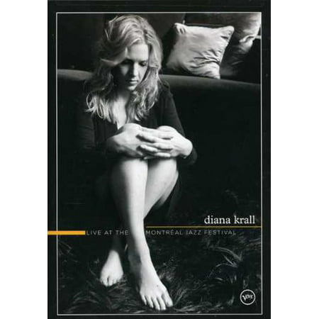 Diana Krall  Live At The Montreal Jazz Festival