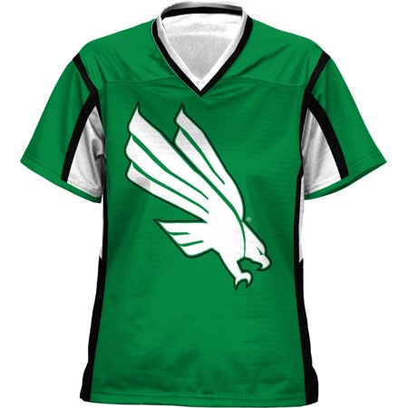 North Texas Football - ProSphere Women's University of North Texas Scramble Football Fan Jersey