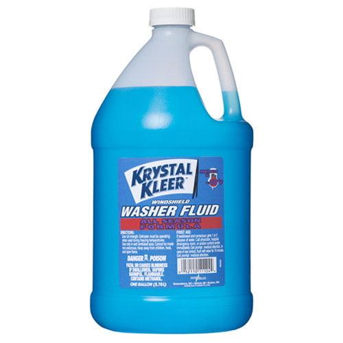 Krystal Kleer Winter Formula Windshield Washer Fluid ...