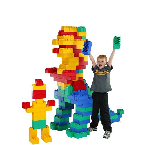 Kids Adventure Jumbo Blocks Jumbo Set, 192-Pieces
