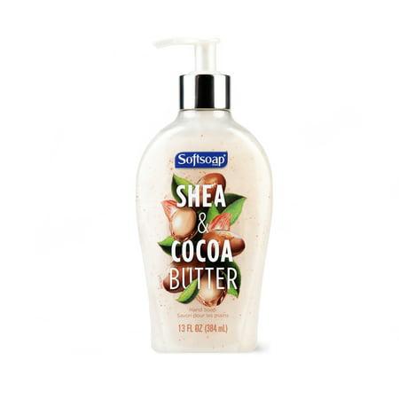 Softsoap Liquid Hand Soap Pump Shea & Cocoa Butter - 13 fl oz