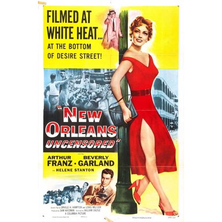 New Orleans Uncensored POSTER Movie (27x40)