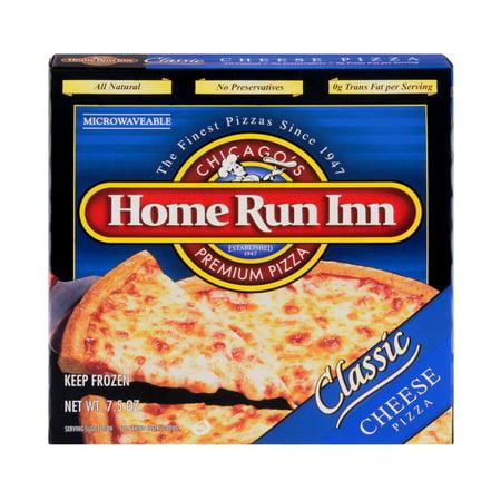 Home run inn classic cheese pizza 7 5 oz for Home run inn