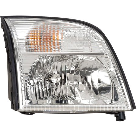 Right Side Headlight Embly For Mercury Mountaineer 2002 2003 2004 2005