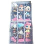 Random Cutest Little Toys Adorable Mini Dolls Surprised Dolls Case For Kids