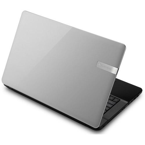 "Gateway Silver 17.3"" NE72207u Laptop PC with AMD Quad-Core A4-5000 Processor, 6GB Memory, 750GB Hard Drive and Windows 8"