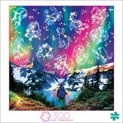 Buffalo Games Zodiac Mountain - 300 Pieces Jigsaw Puzzle