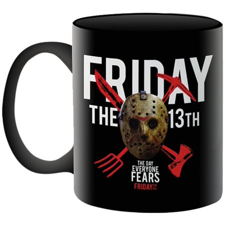 Mug - Friday The 13th - Mask 11oz Boxed Cup New 47073