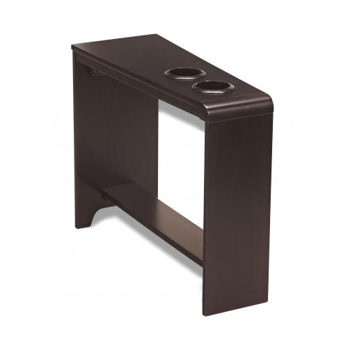 Ashley Carlyle T771 07 Chair Side End Table With 2 Cup