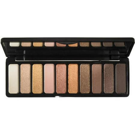 e.l.f. Need It Nude Eyeshadow Palette, 0.49 oz - Cool Halloween Eyeshadow