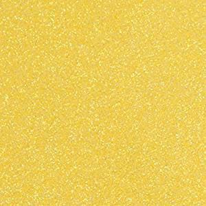 Lemon Sugar Siser Glitter 20 Quot X 3 Feet Iron On Heat