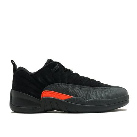 classic fit f14d0 7ac99 Air Jordan - Men - Air Jordan 12 Low Retro 'Max Orange' - 308317-003 - Size  9