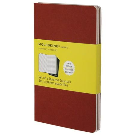Large Ruled Journal (Moleskine Cahier Journal, 5