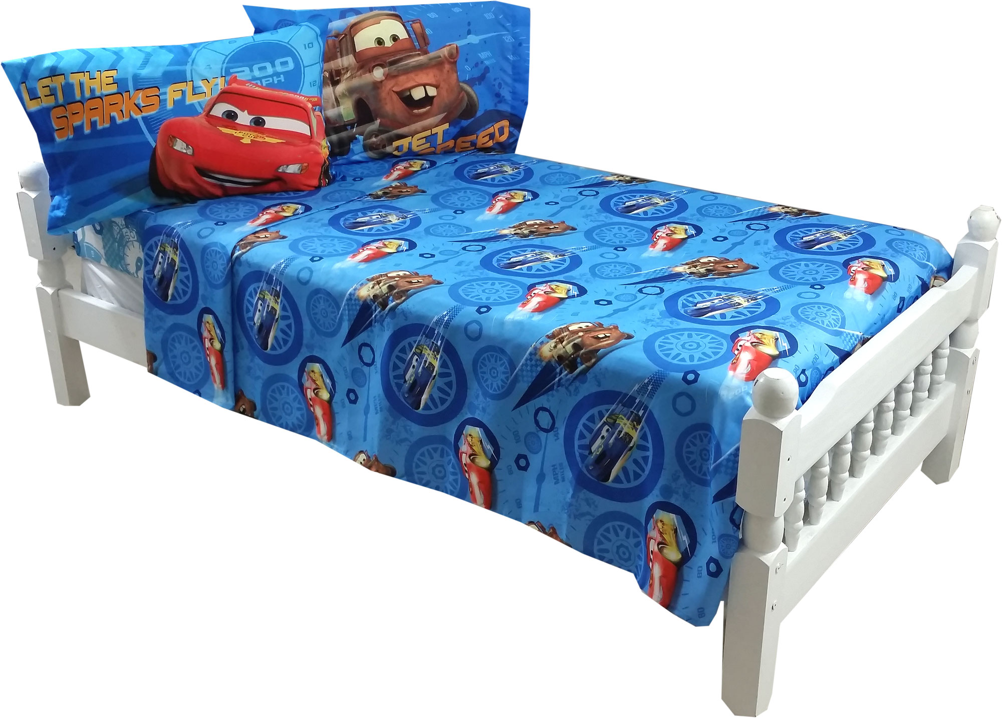 Cars 2 Sheet Set Walmart