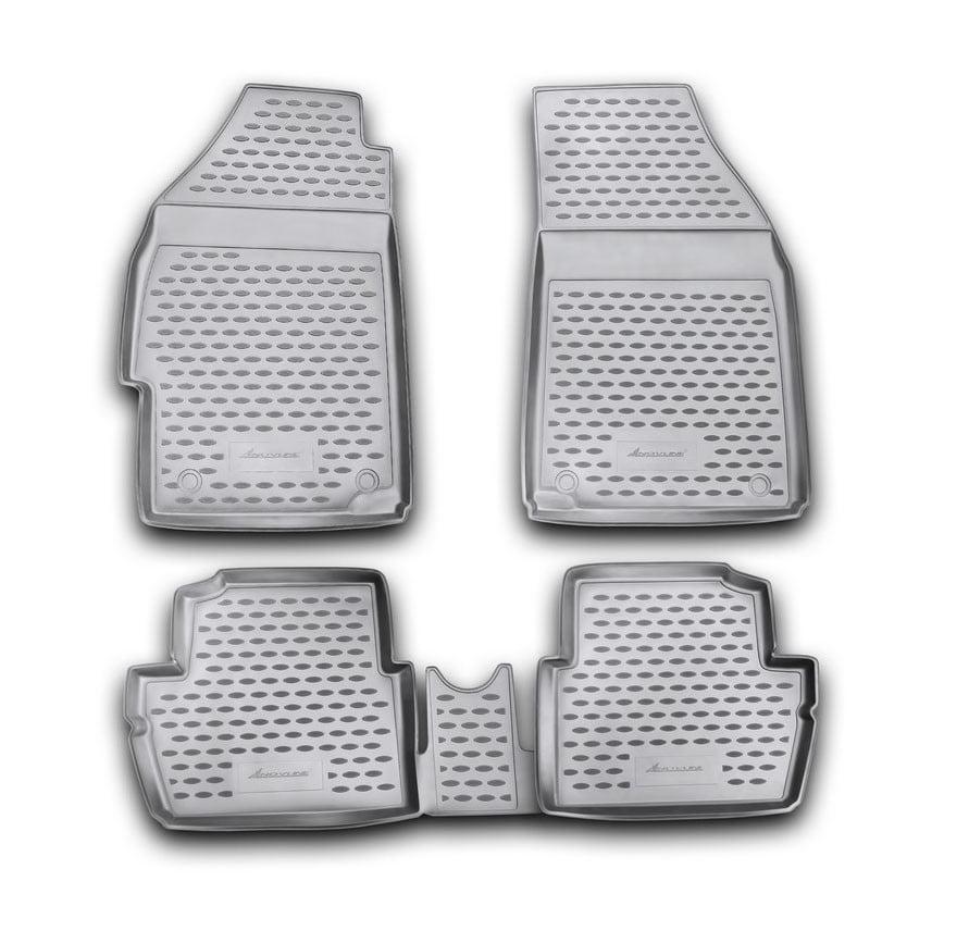 Novline Chevrolet Spark Floor Mats