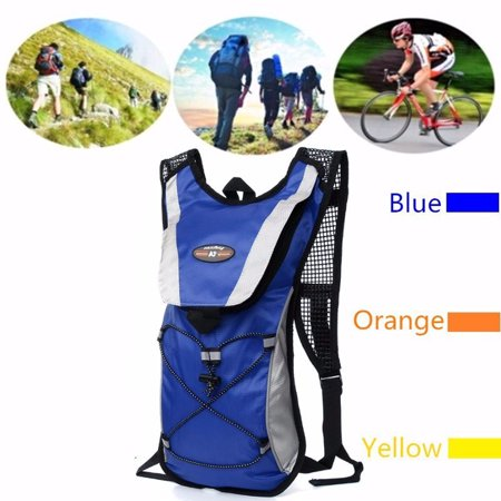 Hydration Water Reservoir Bladder Backpack Cycling Bag Hiking Climbing Pouch 2L (Without 2L Water