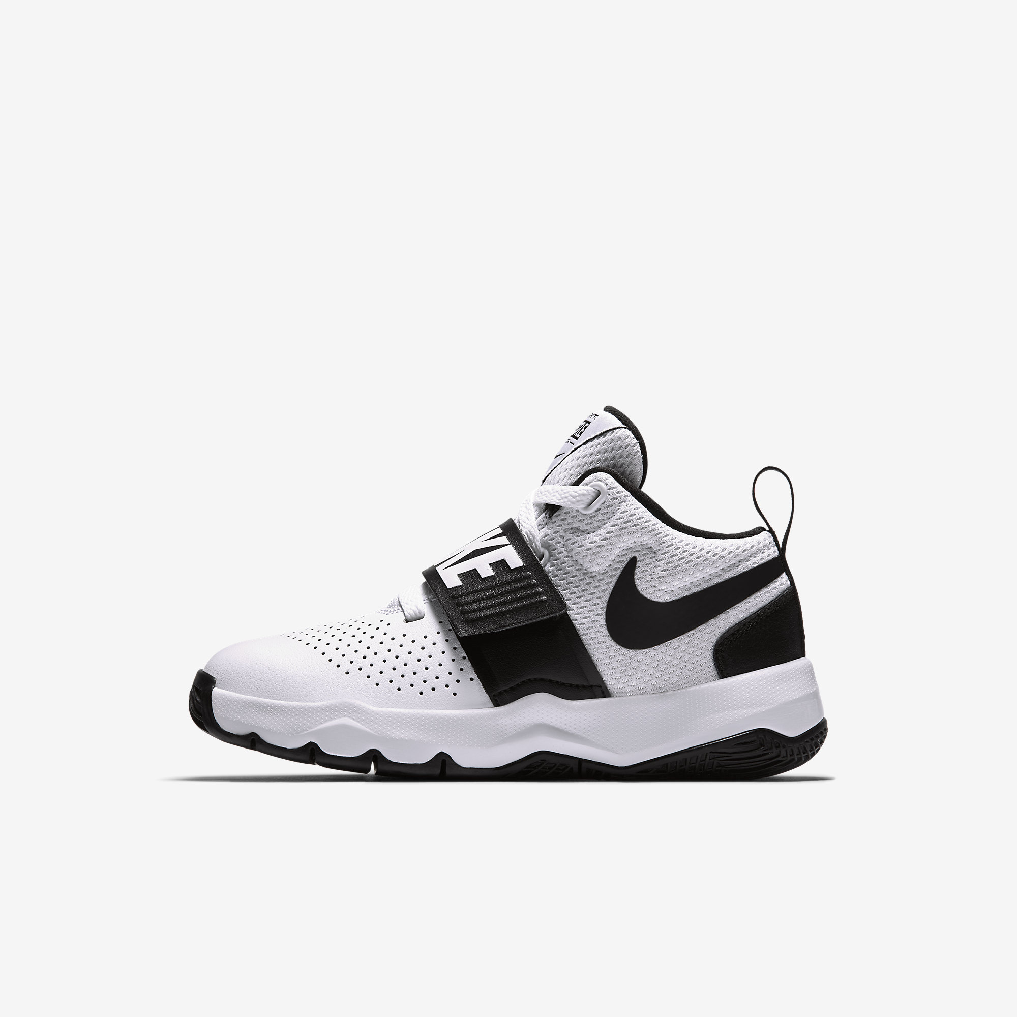Nike Boys TEAM HUSTLE D 8 (PS) Sneakers 881942-100