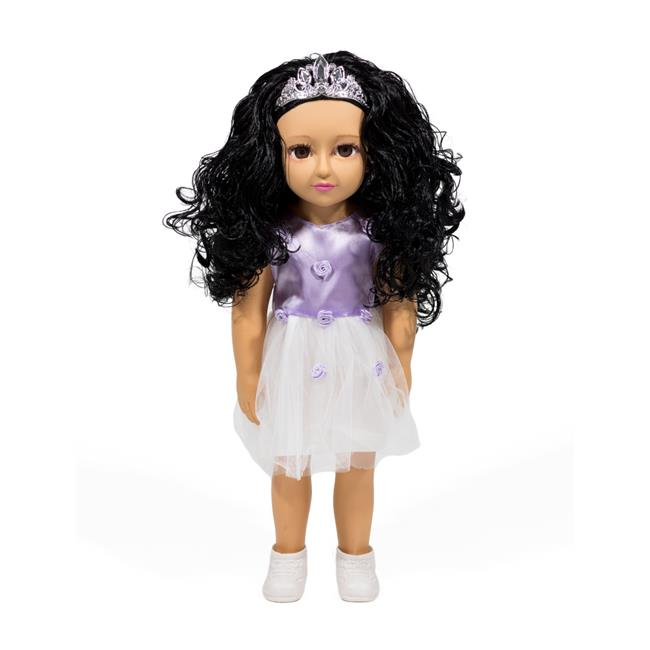 Cinderella USA CUSA028 18 in. Doll Collection, Brunette