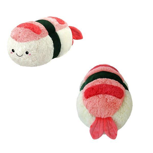 Shrimp Sushi Squishable Stuffed Animals By Squishable 102901