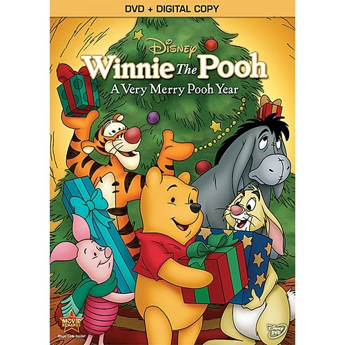 Winnie The Pooh: A Very Merry Pooh Year (Gift Of Friendship Edition) (DVD + Digital Copy) (Full Frame)