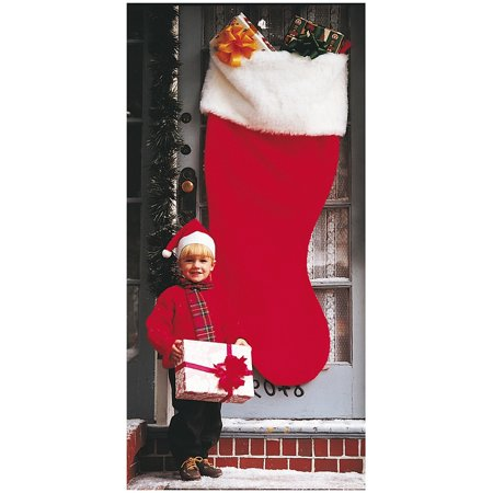 60 inch Jumbo Regal Christmas Stocking Adult -