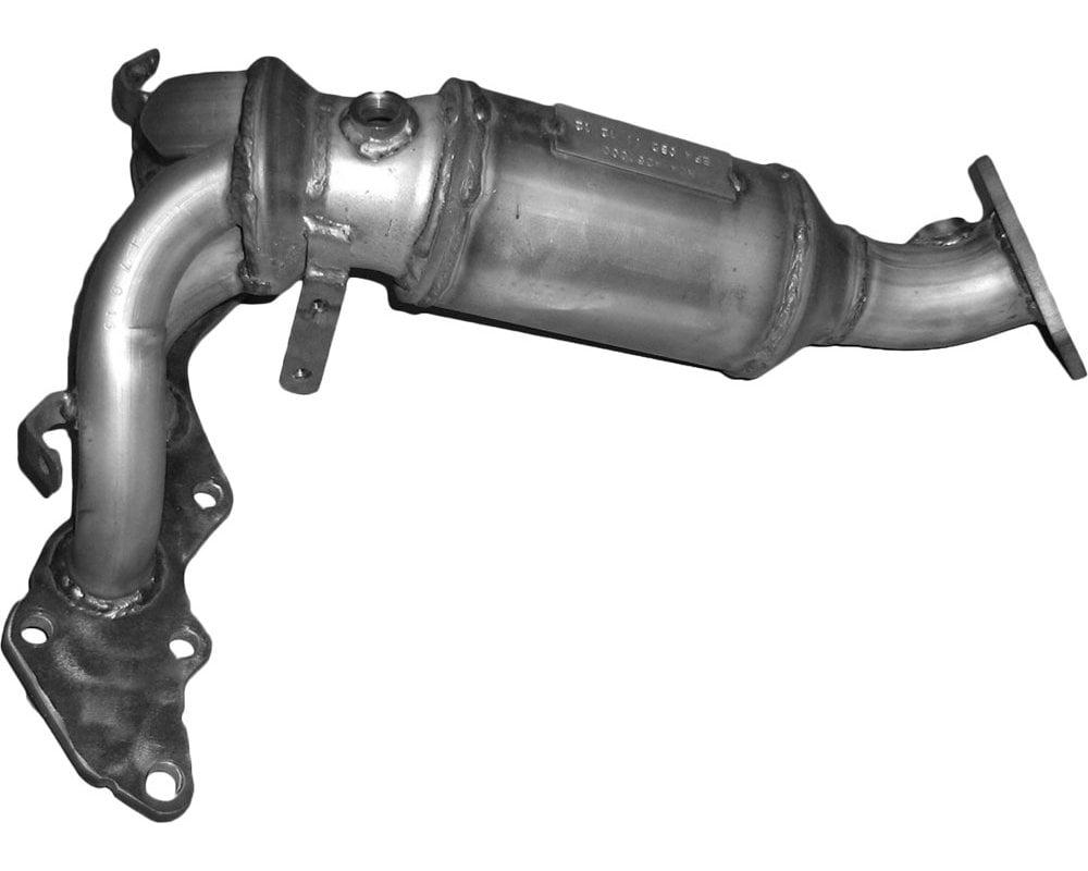 Catalytic Converter Front Davico 19250