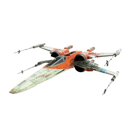 Star Wars The Vintage Collection Poe Dameron's X-Wing Fighter Toy Vehicle Star Wars Naboo Fighter