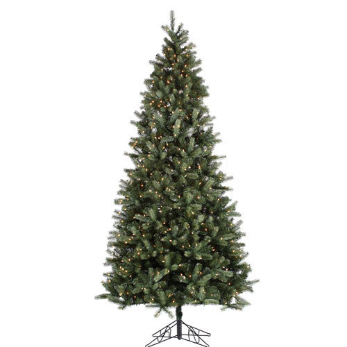 Sterling Inc. Sheridan Spruce Natural Cut Artificial Christmas Tree