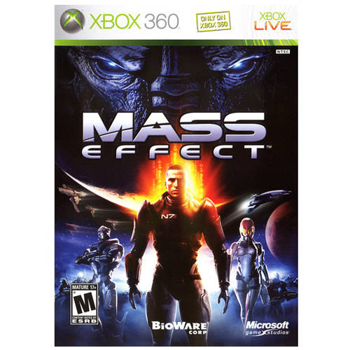 Mass Effect (Xbox 360) - Pre-Owned