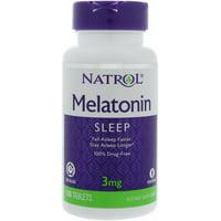 Natrol Melatonin Tablets 3mg