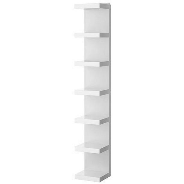 New Ikea Lack Wall Shelf Unit White