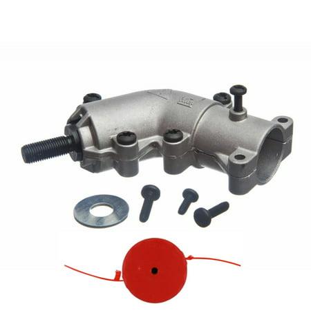 Manual Case Trimmer (Troy-Bilt Trimmer Gear Box with Cutting Head for TB575EC)