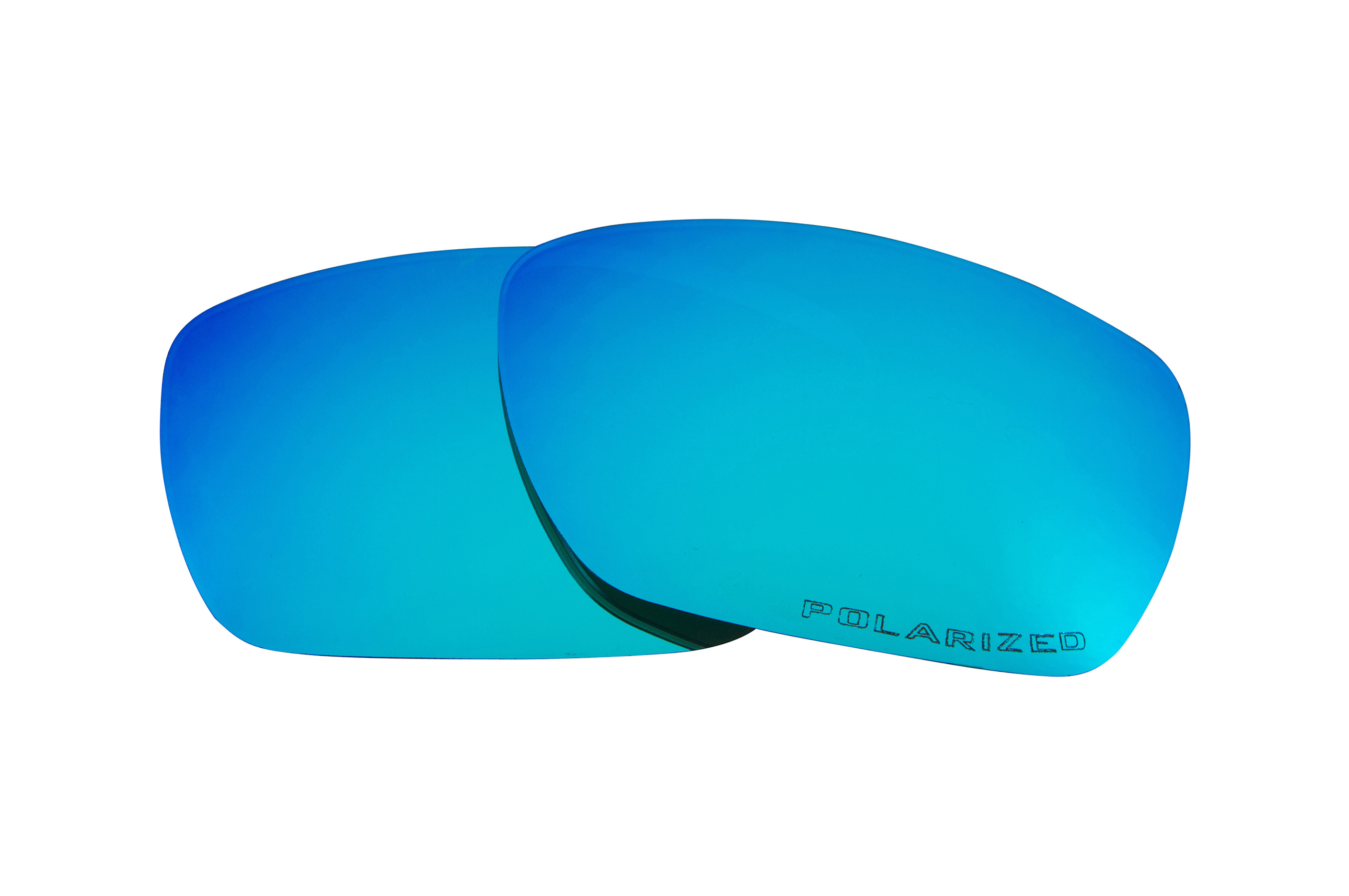 3ea91f068ca Seek Optics - Tinfoil Carbon Replacement Lenses Polarized Blue by SEEK fits  OAKLEY Sunglasses - Walmart.com