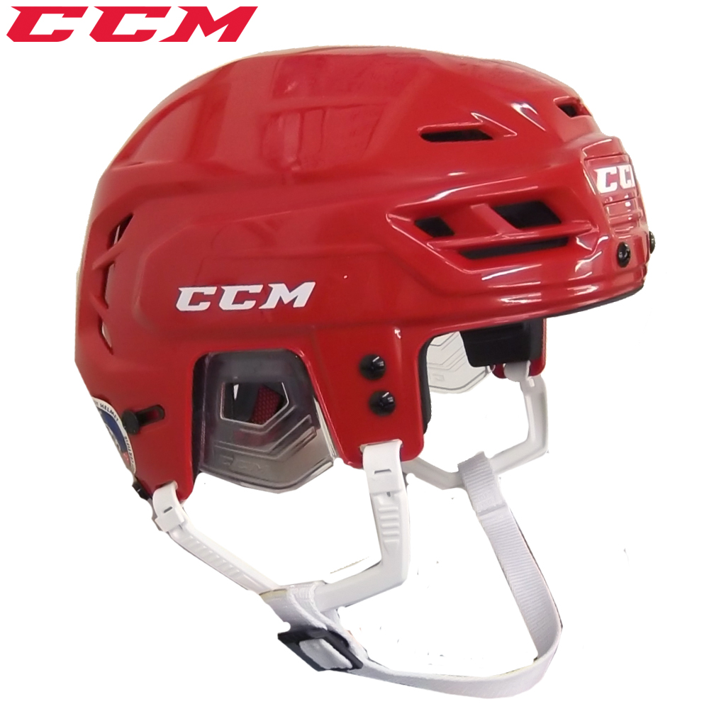 New Other CCM Resistance  HTRES Hockey Helmet Adult Large in BOX Red