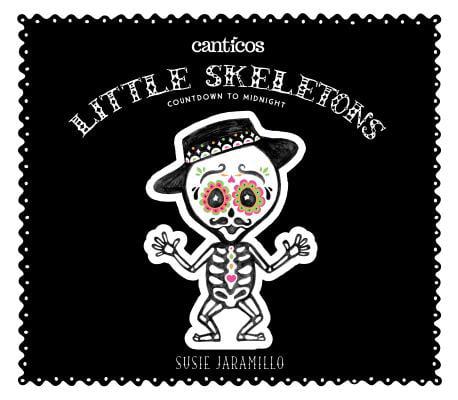 Image result for little skeletons book