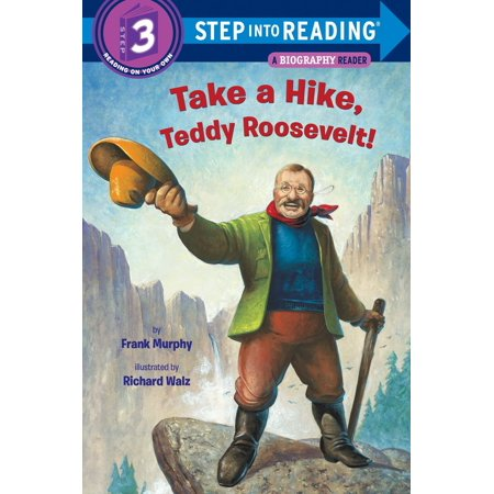 Take a Hike, Teddy Roosevelt! - eBook