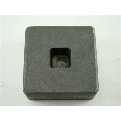 ca6dc1b61b7 Make Your Own Gold Bars 0.25 oz Cube Mold - G34 0.25 oz Gold 0.125 oz  Silver Bar High Density Graphite Mold Tall Cube