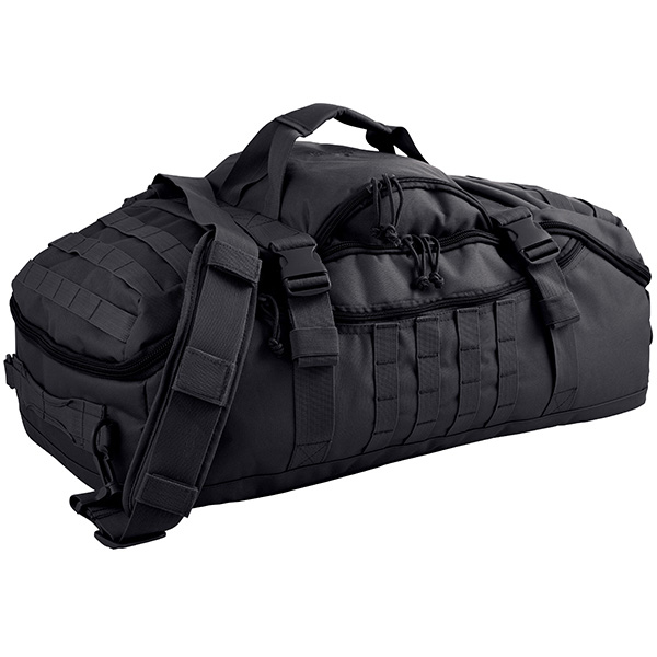 Traveler Duffle Bag Black by Red Rock Gear