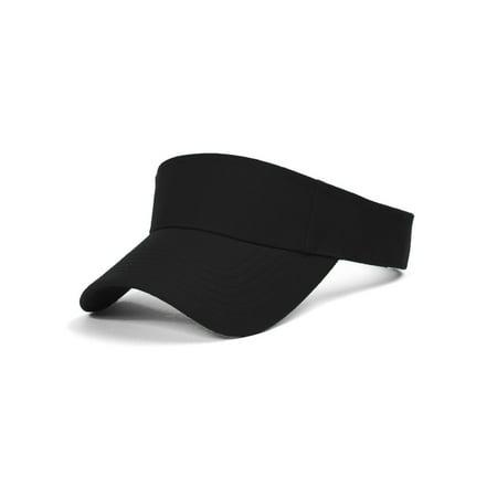 TopHeadwear Blank Kids Visor](White Visors Bulk)