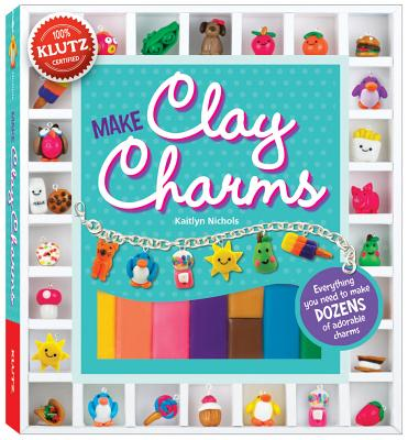 MAKE CLAY CHARMS C&A CRAFT KIT