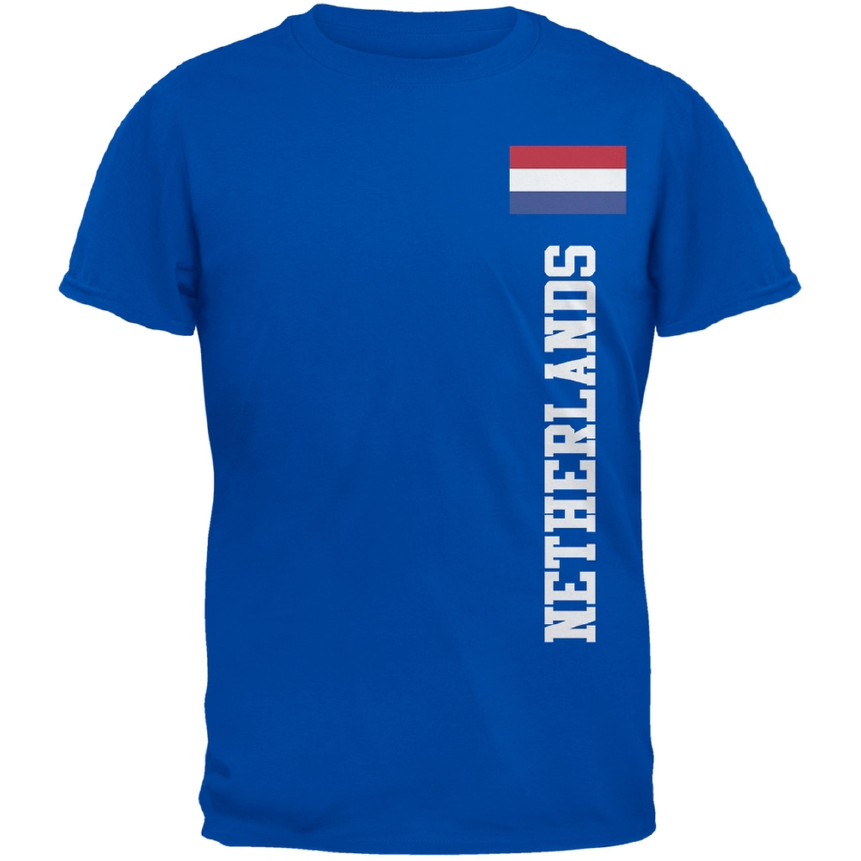 World Cup Netherlands Blue Youth T-Shirt
