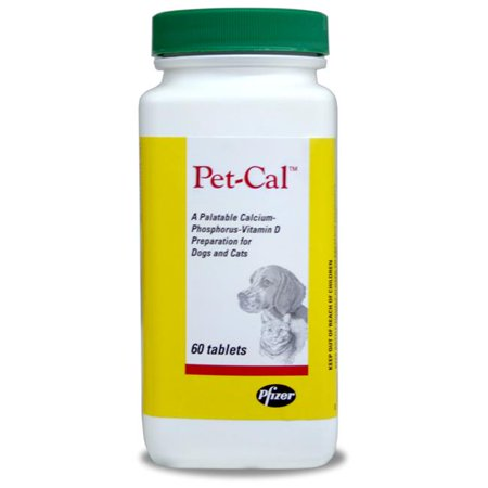 Pet Cal Tabs (Pet-Cal  60 tabs )