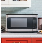 Countertop Microwave Oven Stainless Image 4 Of 5