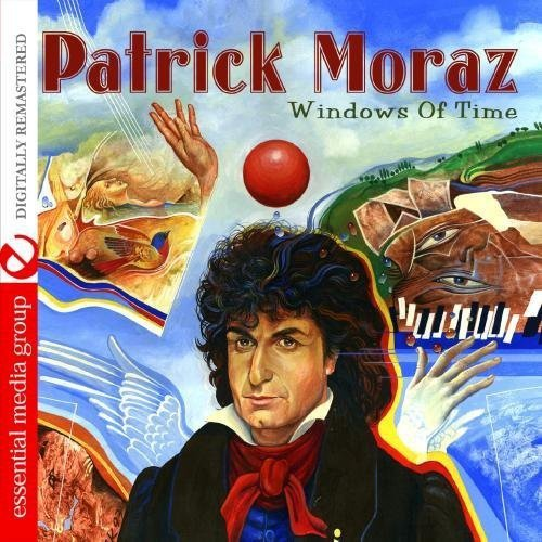 Patrick Moraz - Windows of Time [CD]