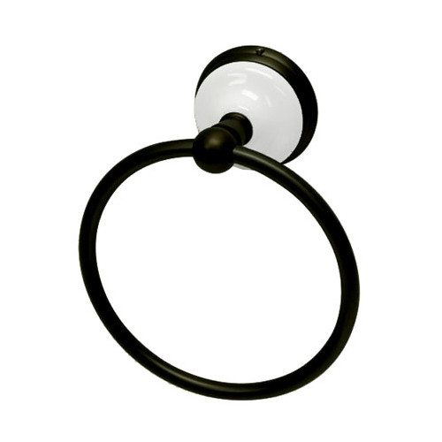 Kingston Brass Victorian Wall Mounted Towel Ring